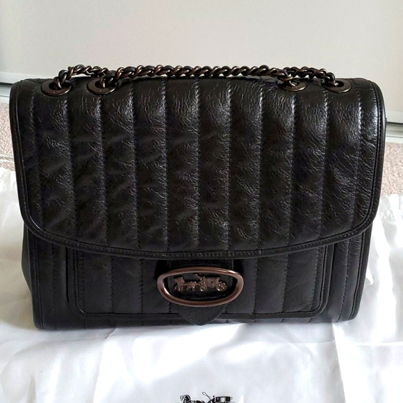 Coach melody bag
